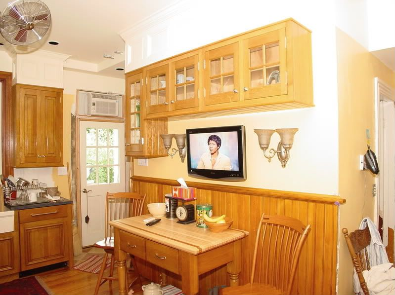 Inset cabinetry. Example of Conestoga inset, RTA, with 7 ...