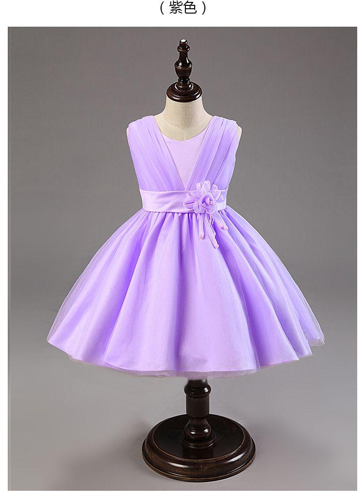 Baby Evening Dress