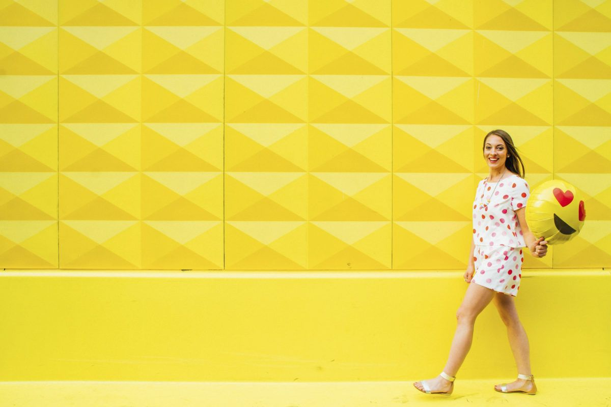 Bold & Pop : Your Guide to Colorful Walls : Denver, CO : The Yellow ...