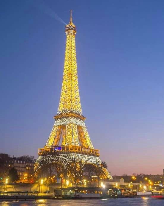 Eiffel Tower, Paris...