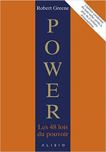 Amazon Fr Power Les 48 Lois Du Pouvoir L Edition