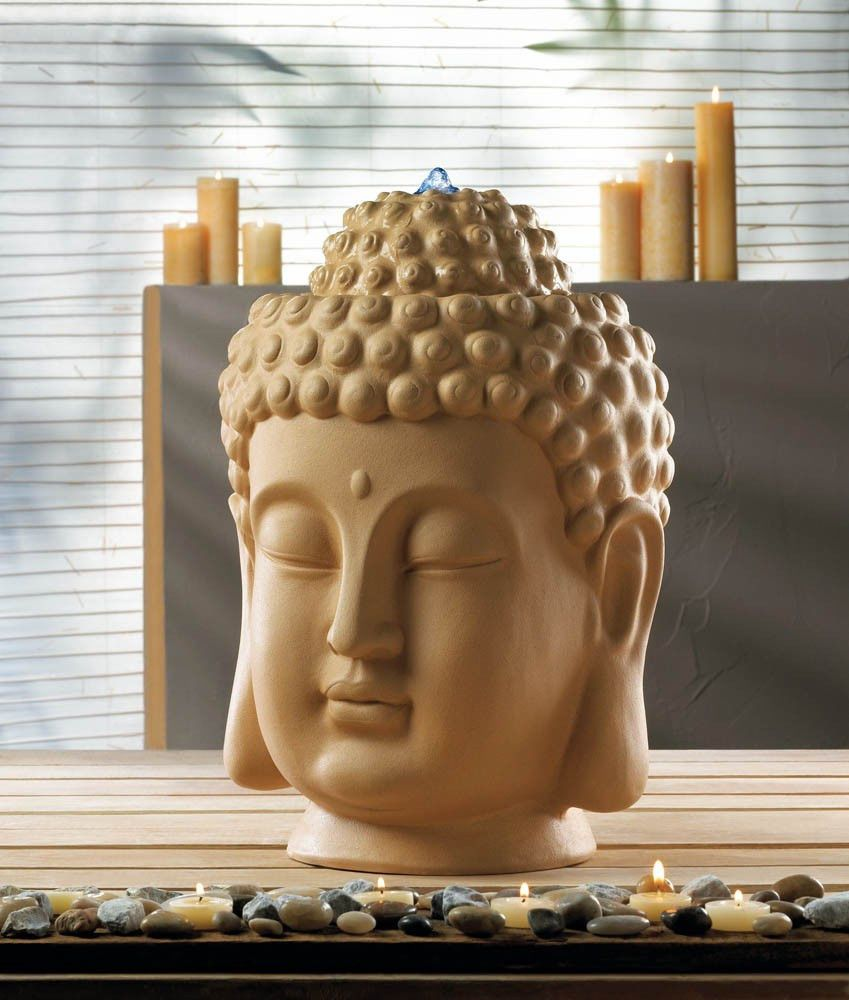 indoor fountains with buddha attractive design beautiful