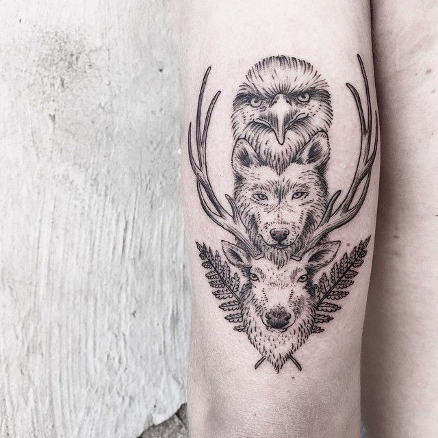 [ totem ] for my bud @ashcharlish