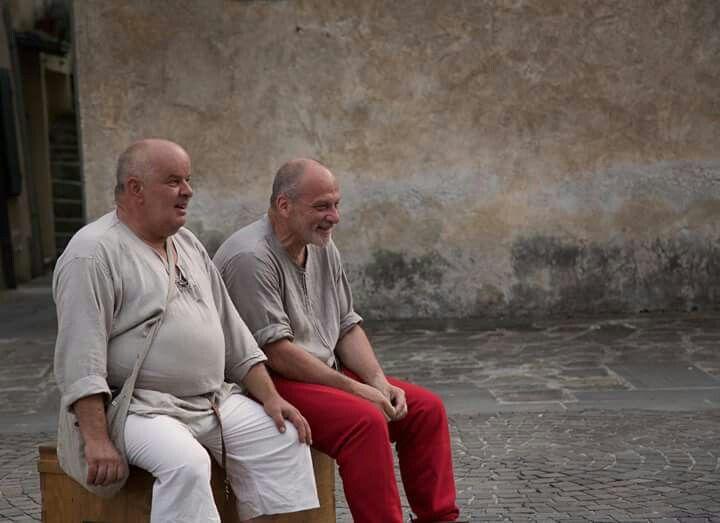 Michele e Riccardo a Grado