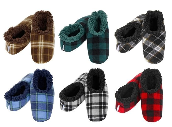 166a8e589cdc Mens Snoozies Slippers Designer Collection Various Designs