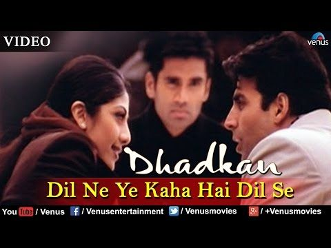 dhadkan movie video hd songs download