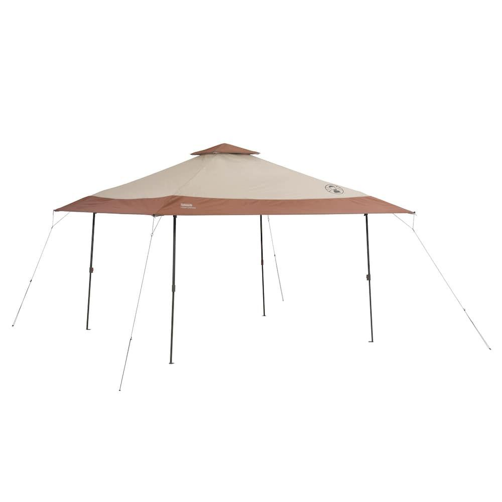Coleman Instant Canopy Brown Beachtentcanopy With Images