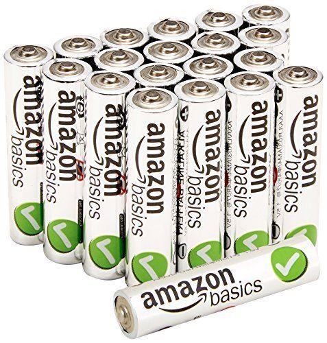 Robot Check Alkaline Battery Batteries Aaa Batteries