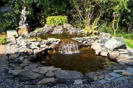 60 Awesome Backyard Ponds and Water Garden Landscaping Ideas