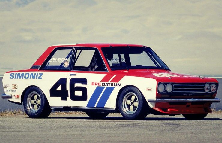 Against All Odds: The Datsun 1600/510 - Silodrome