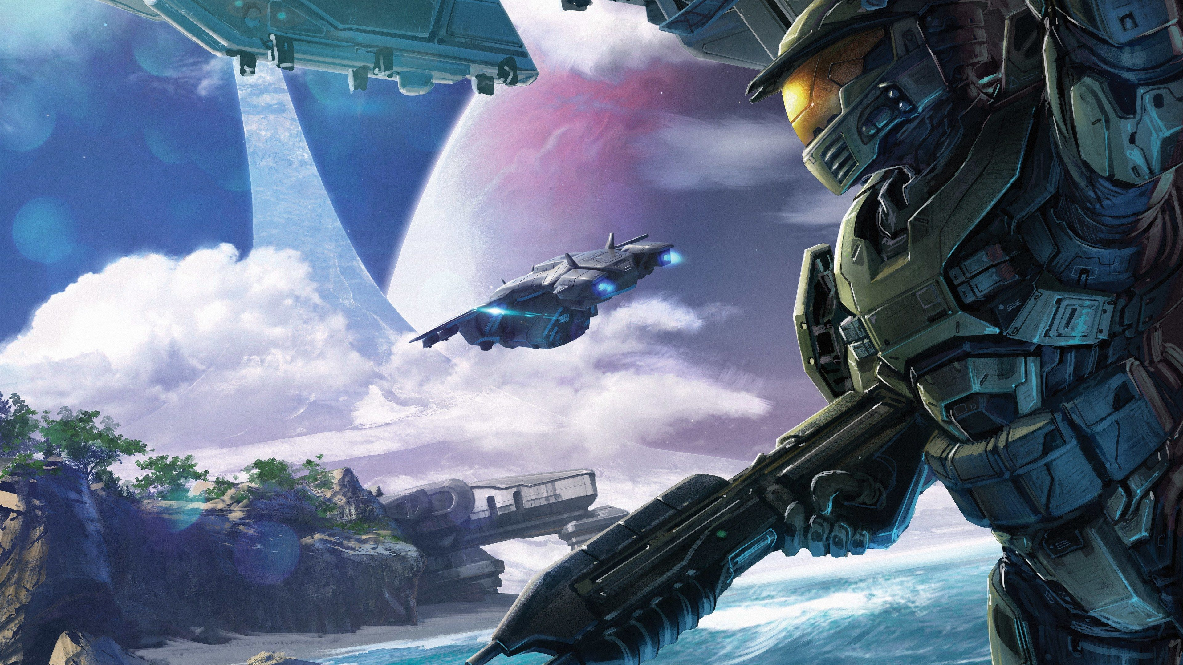 Halo Conflict Artwork 5k Xbox Games Wallpapers Ps Games Wallpapers Poster Wallpapers Pc Games Wallpapers Hd Wallpapers Halo Wall Halo Halo Cosplay Halo Ce
