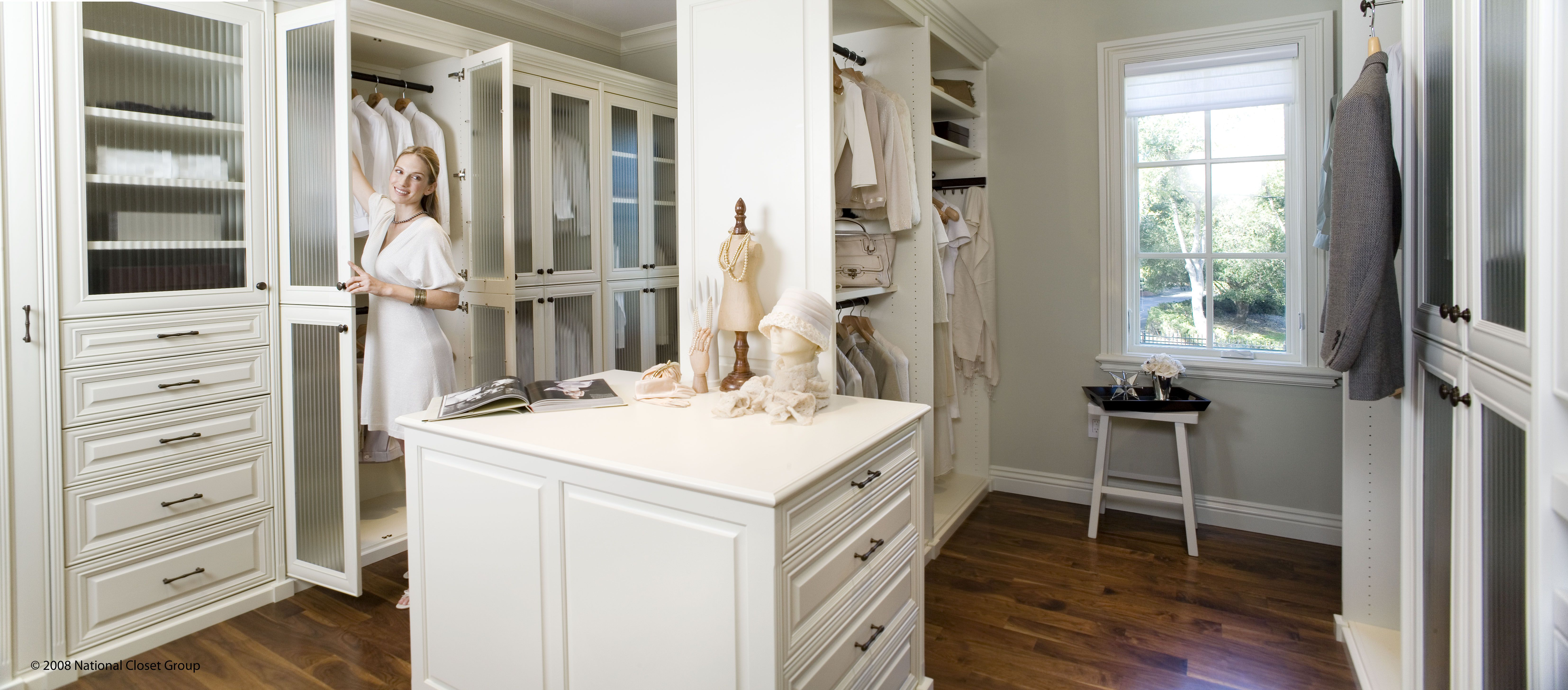 Siena Collection Closets At Twin Cities Closet Co.
