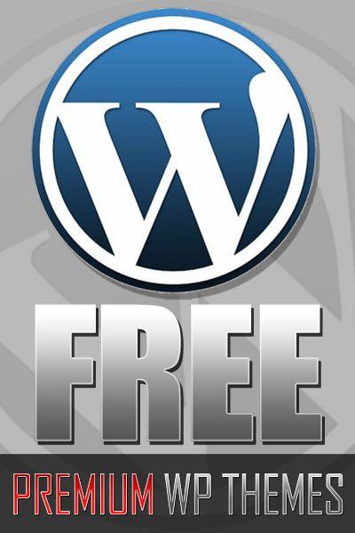 Download Best Free Premium Wordpress Themes | Wordpress | Design ...