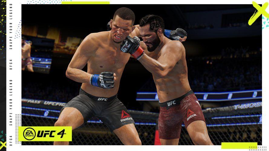 EA Sports UFC 4 Sortie au milieu de l'Été Ufc, Jeux de
