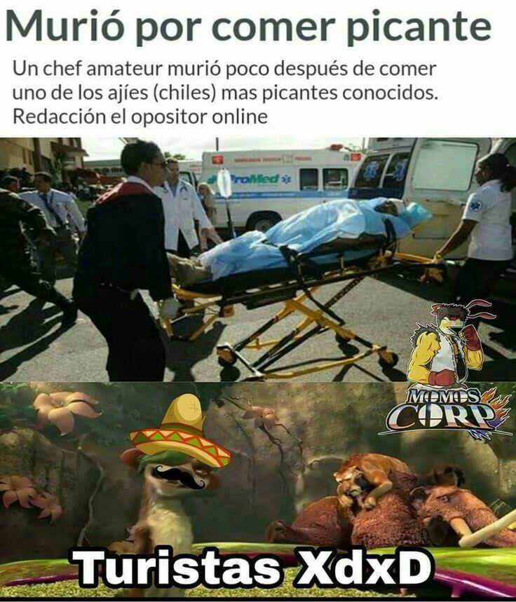 Turistaaaa Los Mexicanos Aguantamos Eso Y Mas Si O No Raza Memes Divertidos Memes Meme Gracioso