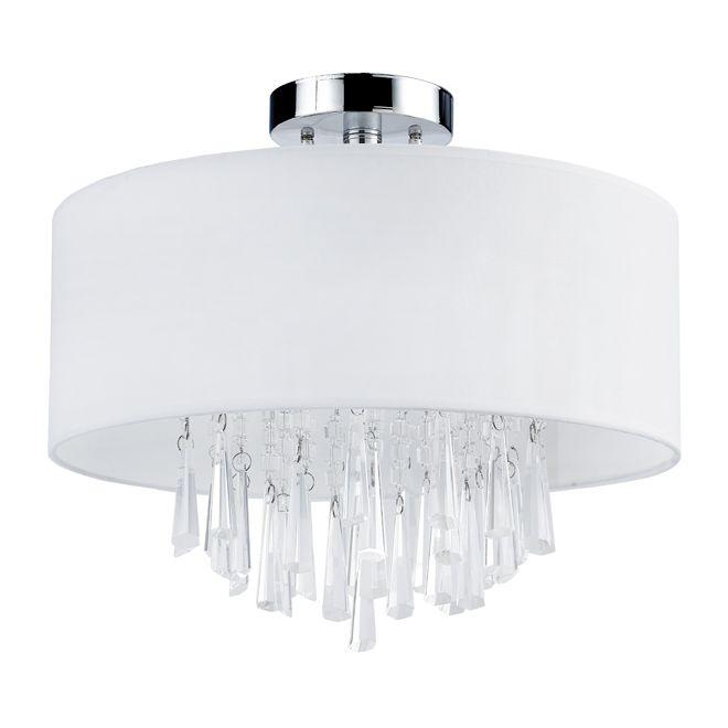 "Bathroom Lights Rona naples"" flushmount article #34245097 item #051105420 model"