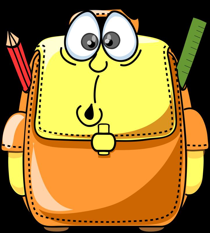 Днем, школьный портфель смешные картинки