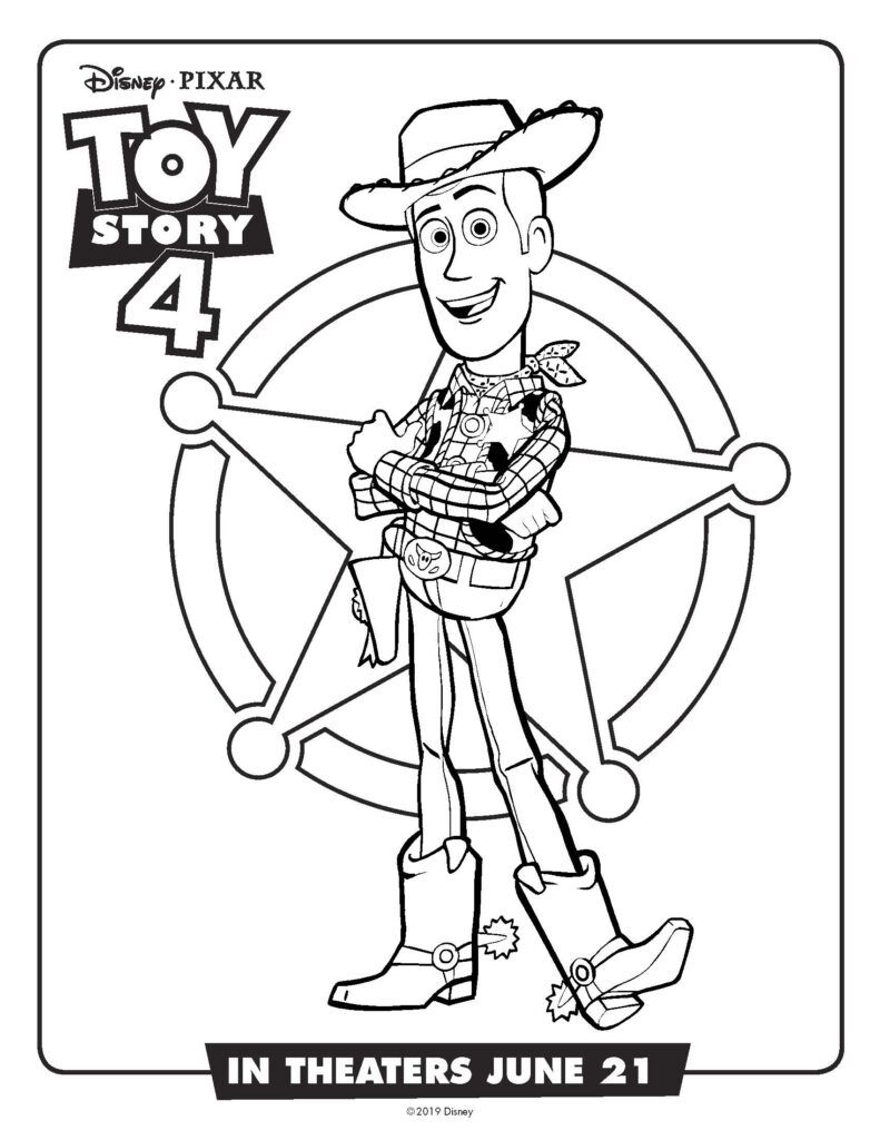 Free Toy Story 4 Printables For A Party Con Imagenes Toy Story