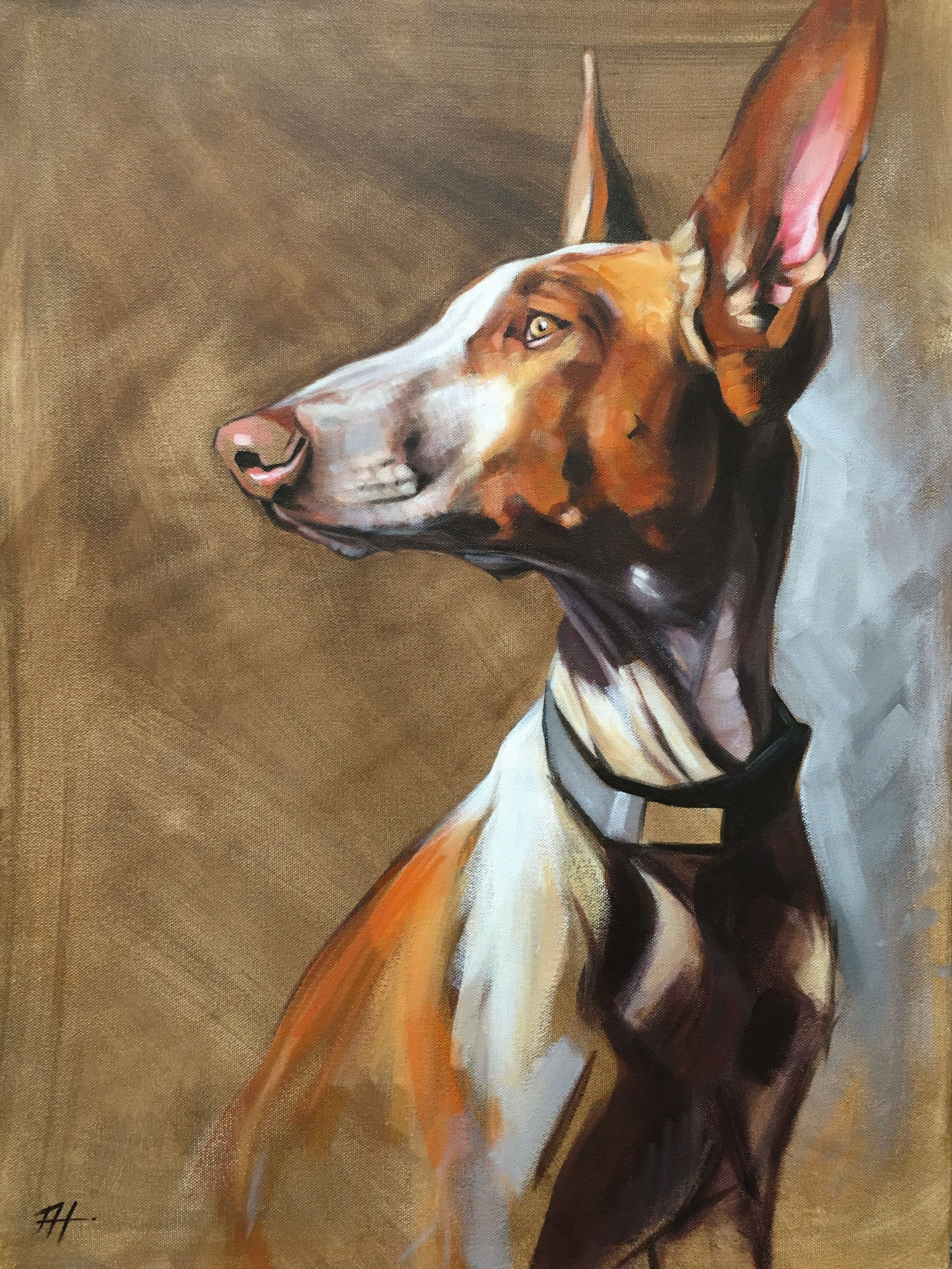 """""""Podenco Canario"""" 