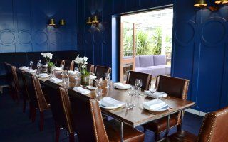Private Dining Room #sydneyvenue #privatediningroom Custom Private Room Dining Sydney Review
