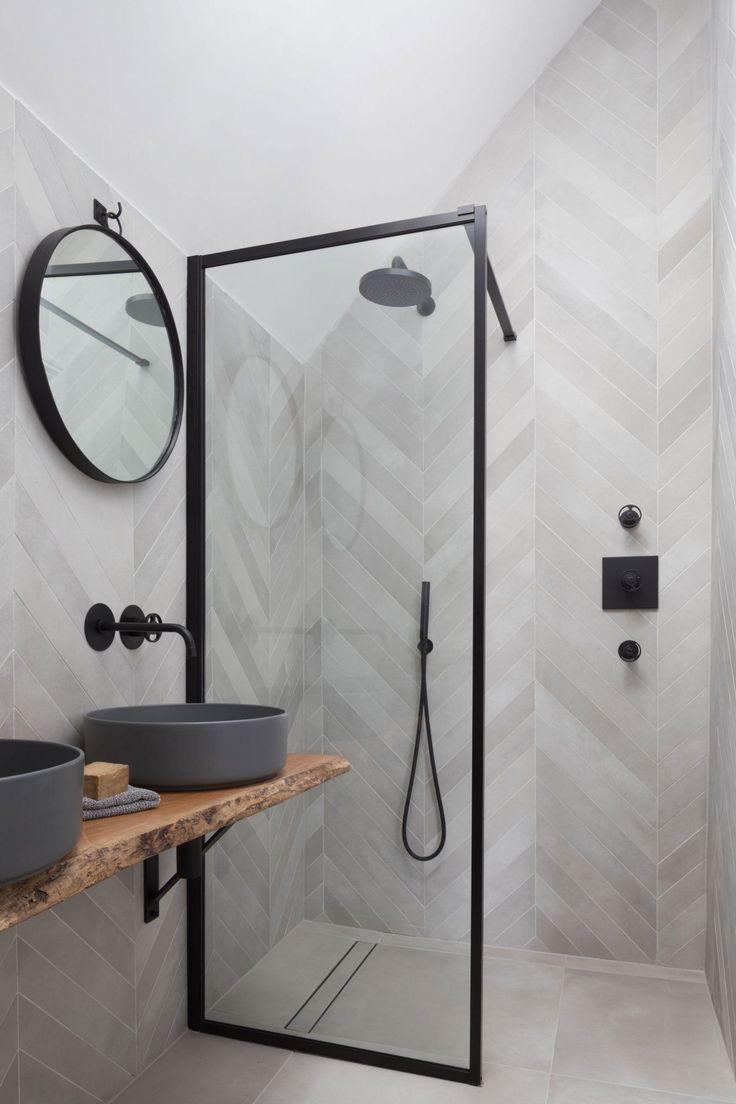 Pin De Ana Caroline Klemz Em Decoracoes Em 2020 Com Imagens Ideias Para Casas De Banho Banheiro Estilo Moderno Casas De Banho Modernas