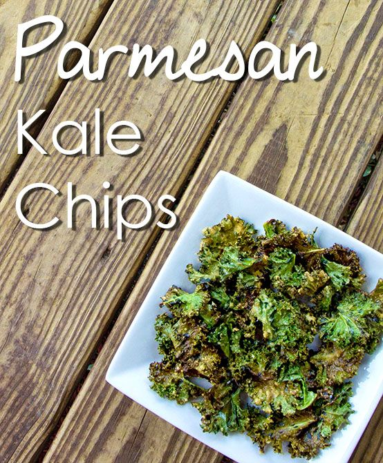 Kale chips are a nutritious, delicious, guilt-free snack, and they are extremely easy to make. This cheesy variety may get even the most unsuspecting people to love kale!