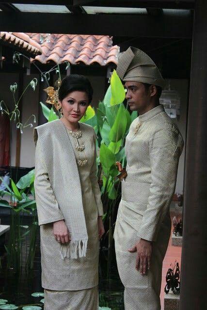 Songket Pengantin Muslimah Wedding Muslimah Wedding Dress