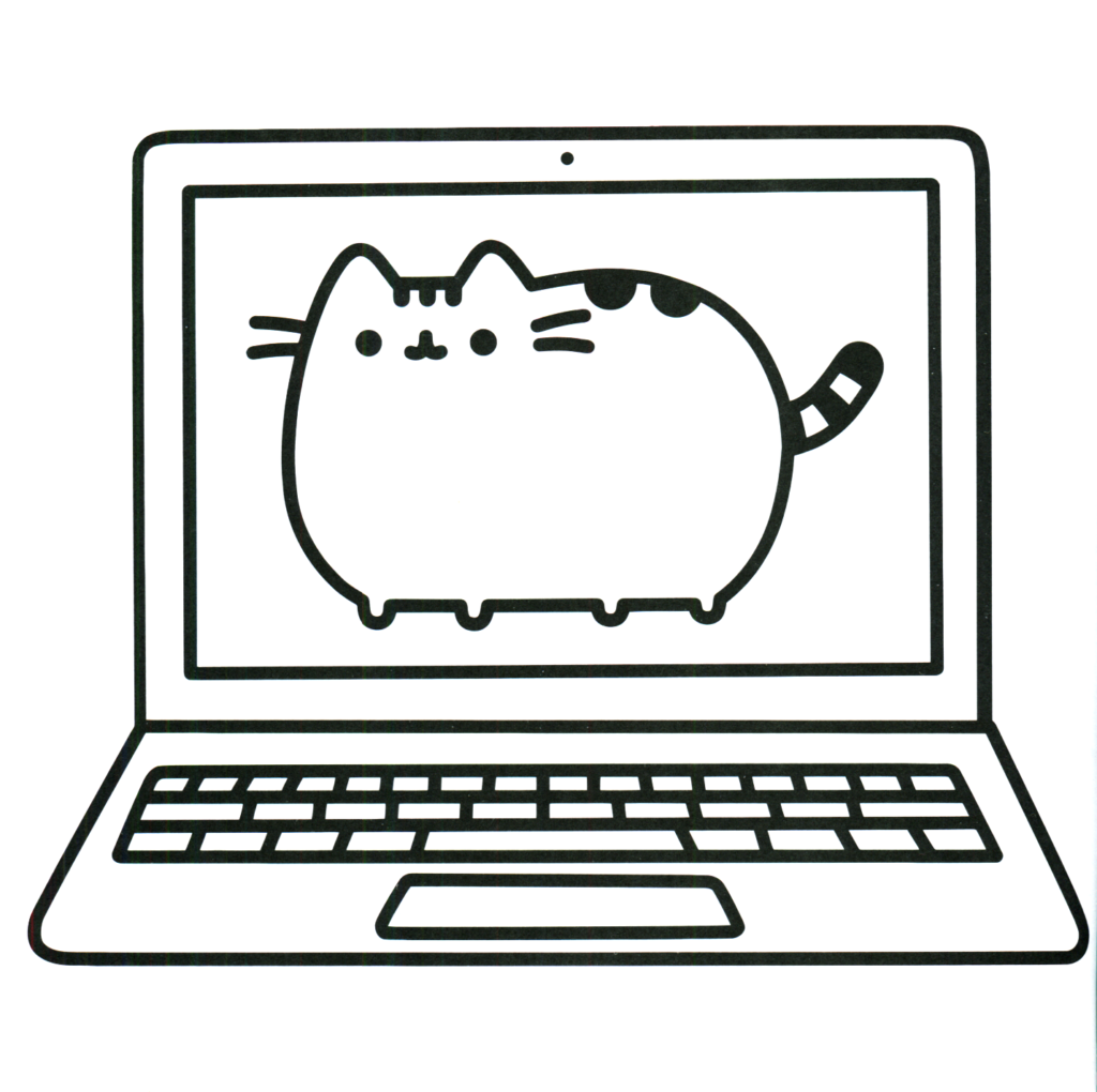 Coloring Rocks Pusheen Coloring Pages Cat Coloring Page Unicorn Coloring Pages