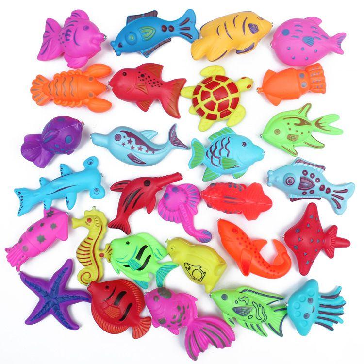 $16.32 - Cool kids children Magnetic Fishing Toys Game Plastic ...