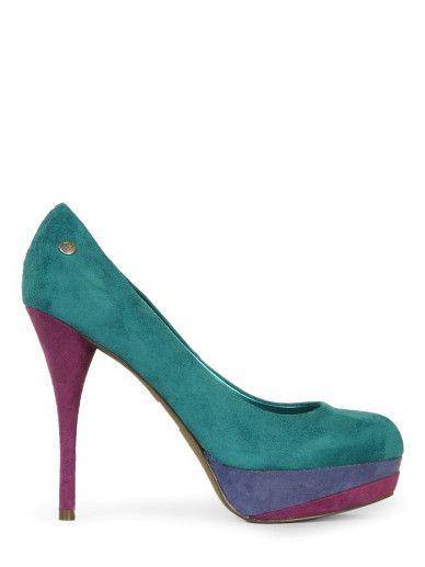 Moda Blink Plataforma De Mujer Zapatos Tacón wI1qFzxTIg