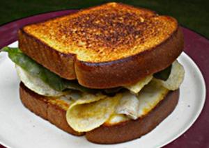 Adam's Egg Sandwich