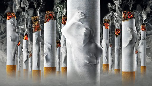 The challenge was to create a anti smoking ad powerful enough to turn people off cigarettes without resorting to the gruesome imagery so prevalent in anti-smoking campaigns. With the help of a couple of dancers, an up-for-anything ad agency and hundreds of yards of Lycra, Los Angeles photographer Ricardo Marenco did just that.