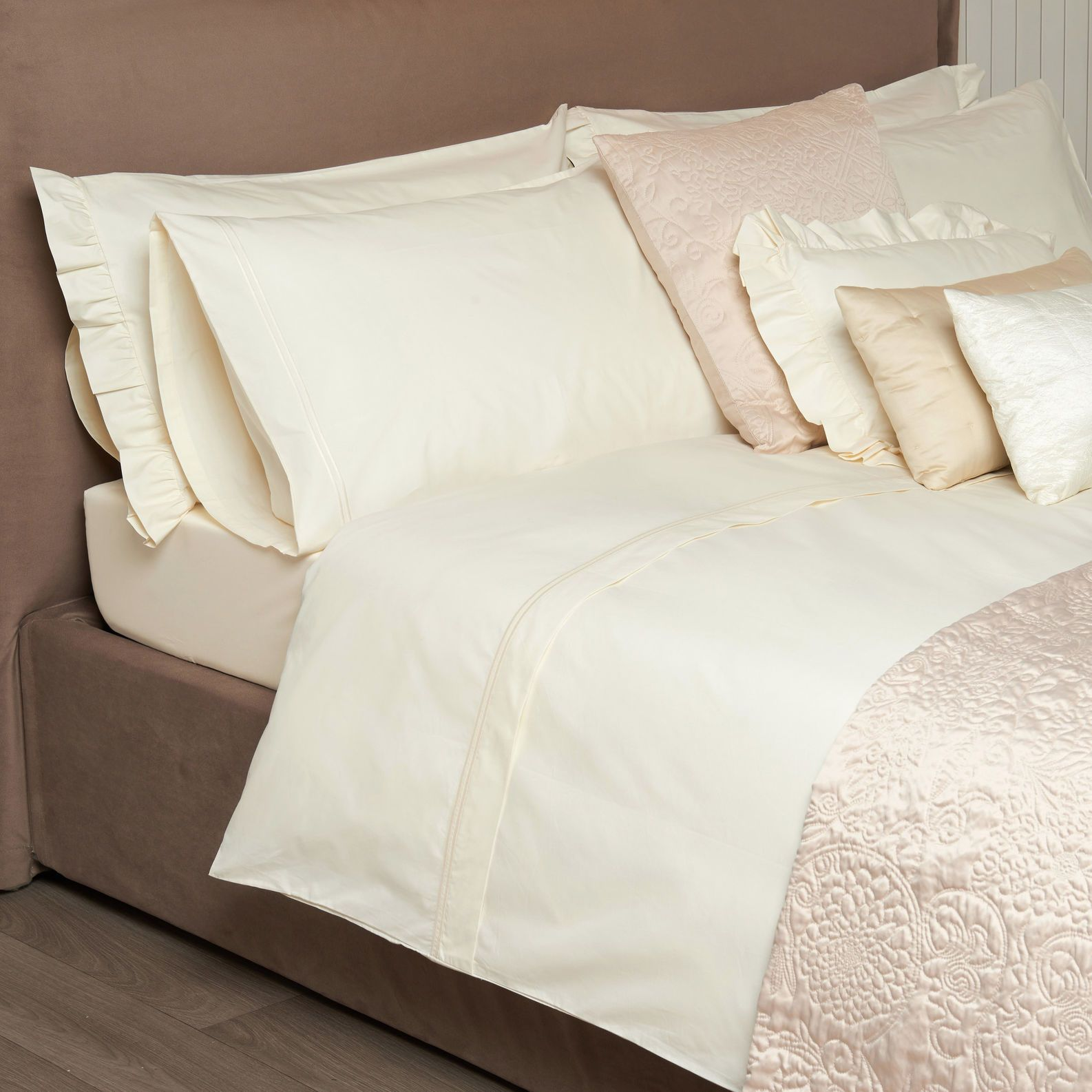 Copripiumino Percalle.Set Copripiumino Percalle Portofino Bed Pillows Pillow Cases