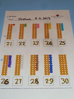 Topvisa Montessori Mathematics Golden Beads Mt0100 by TOPVISA