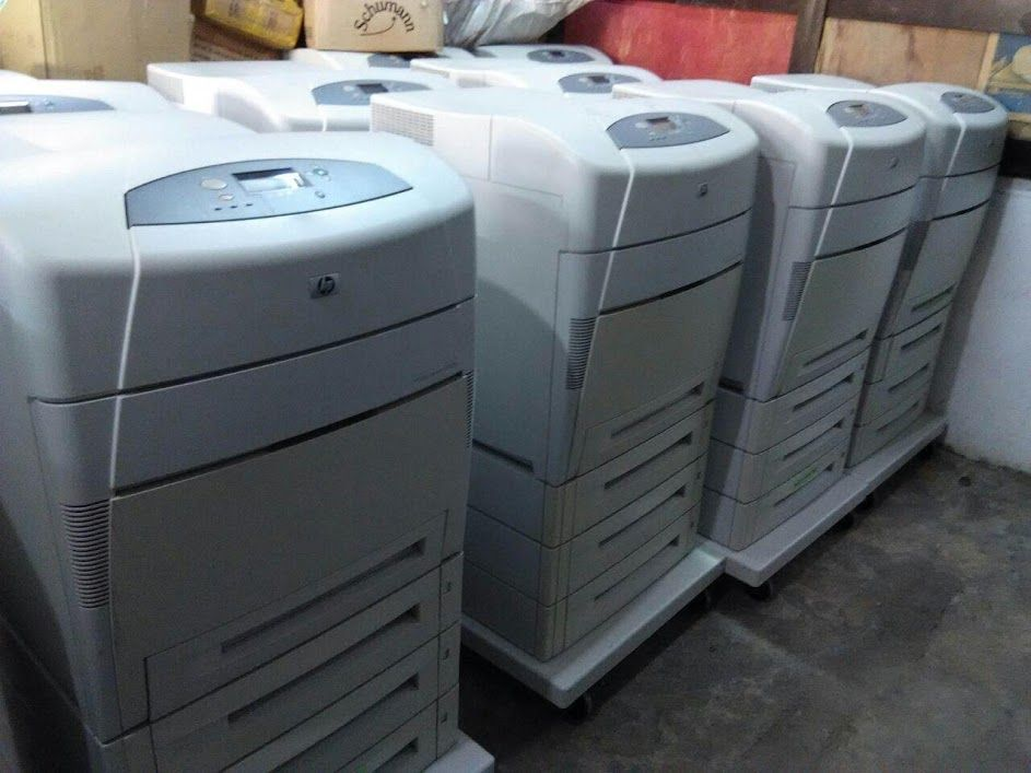 Hp Colour Cl J 5550 A3 Copier Machine Machine Laser Decal Color