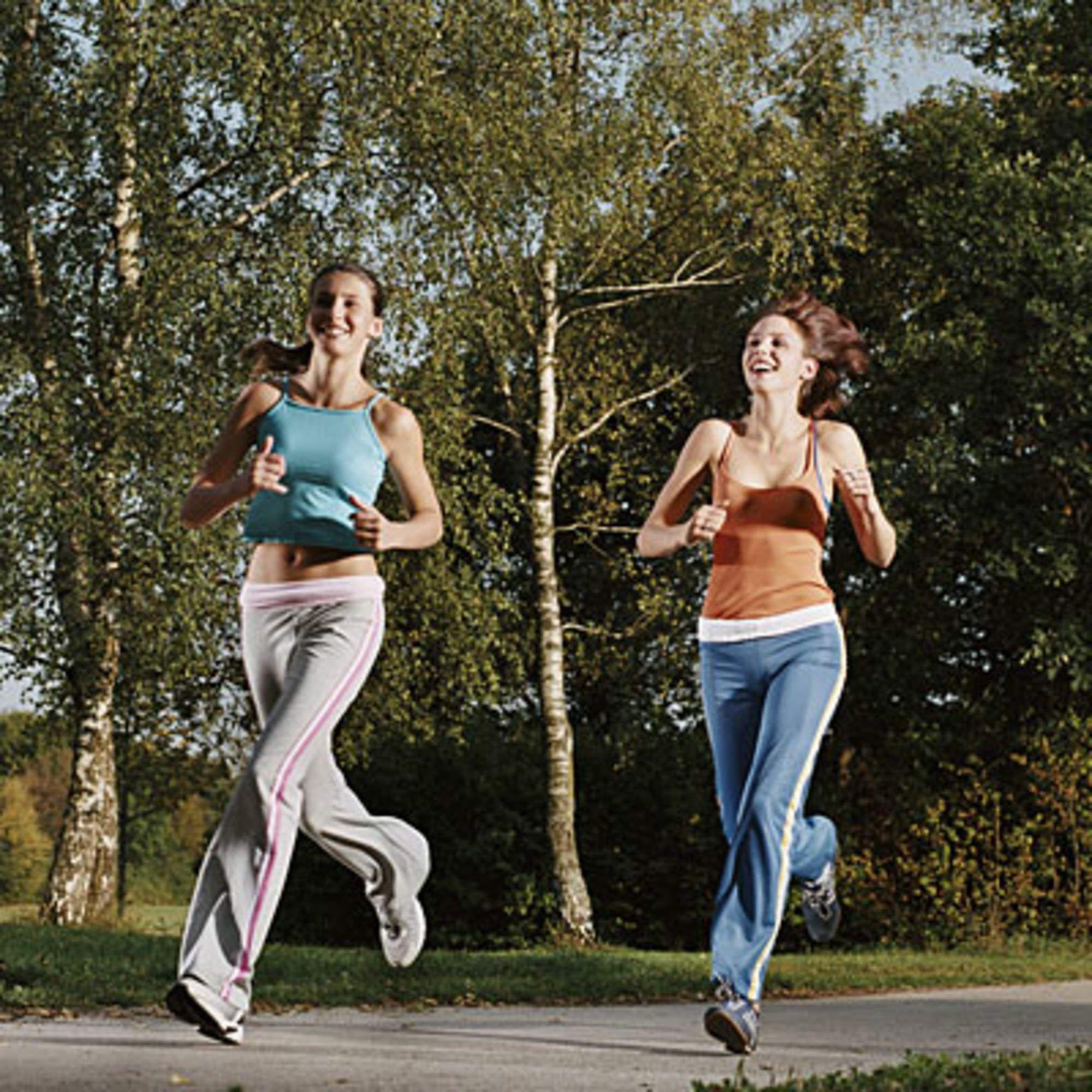 fitness för henne