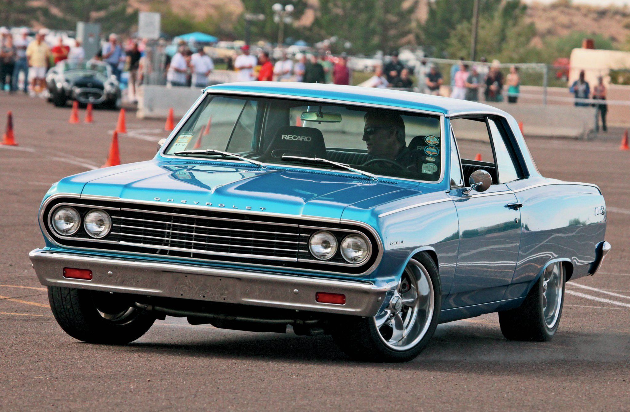 Although keith s chevelle doesn t have the fanciest of