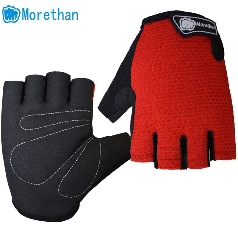 Unisex Cycling Gloves Half Finger Gel Palm MTB Road Bicycle Bike Gloves Breathable
