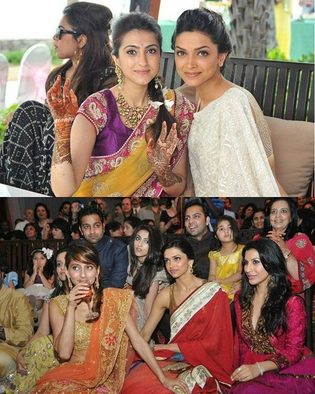 Old Pic Of Deepika Padukone At Her Friend Wedding Friend Wedding Women Instagram Posts