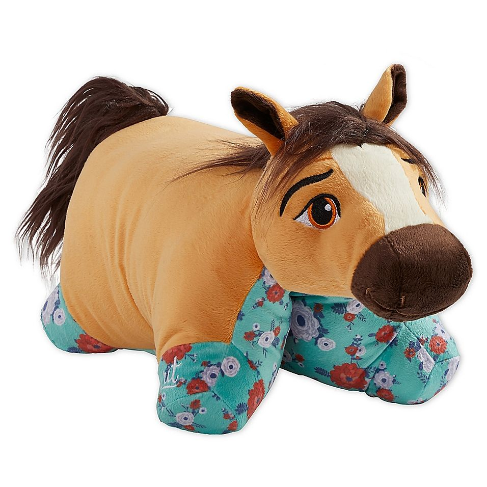 Pillow Pets Dreamworks Spirit Riding Free Pillow Pet in