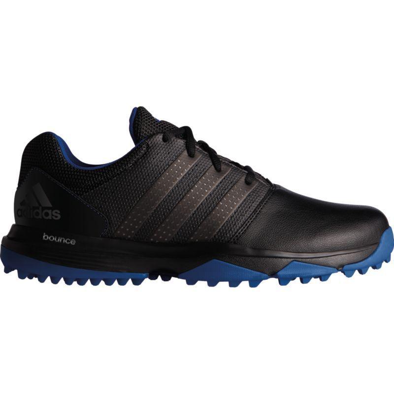360 traxion adidas schuhe, männer, schwarze schuhe golfshoes