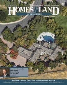 New Issue: Homes & Land of Reno - Sparks Nevada #homesandlandmagazine