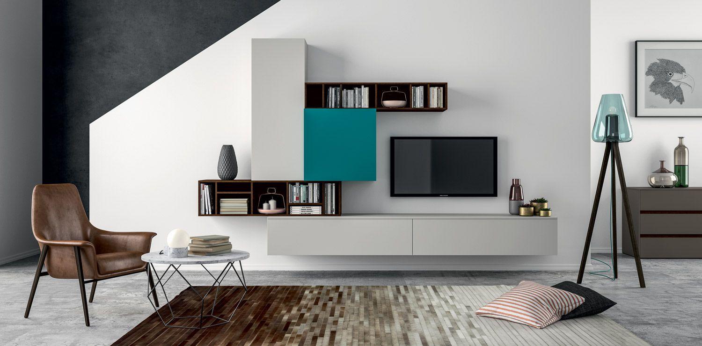 Day system tipi di prodotto dall 39 agnese space saving compact living living room - Dall agnese mobili classici ...