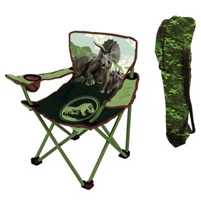 Incredible Jurasic World 2 Camp Chair Multi Products In 2019 Inzonedesignstudio Interior Chair Design Inzonedesignstudiocom