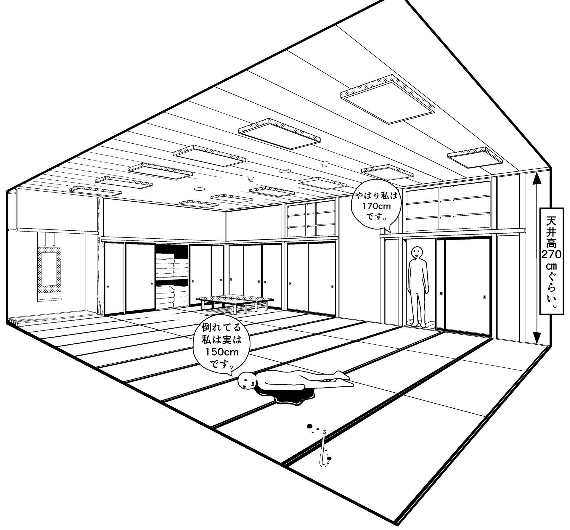 超級 背景講座 Maedaxの背景萌え 和室の描き方 2020 背景