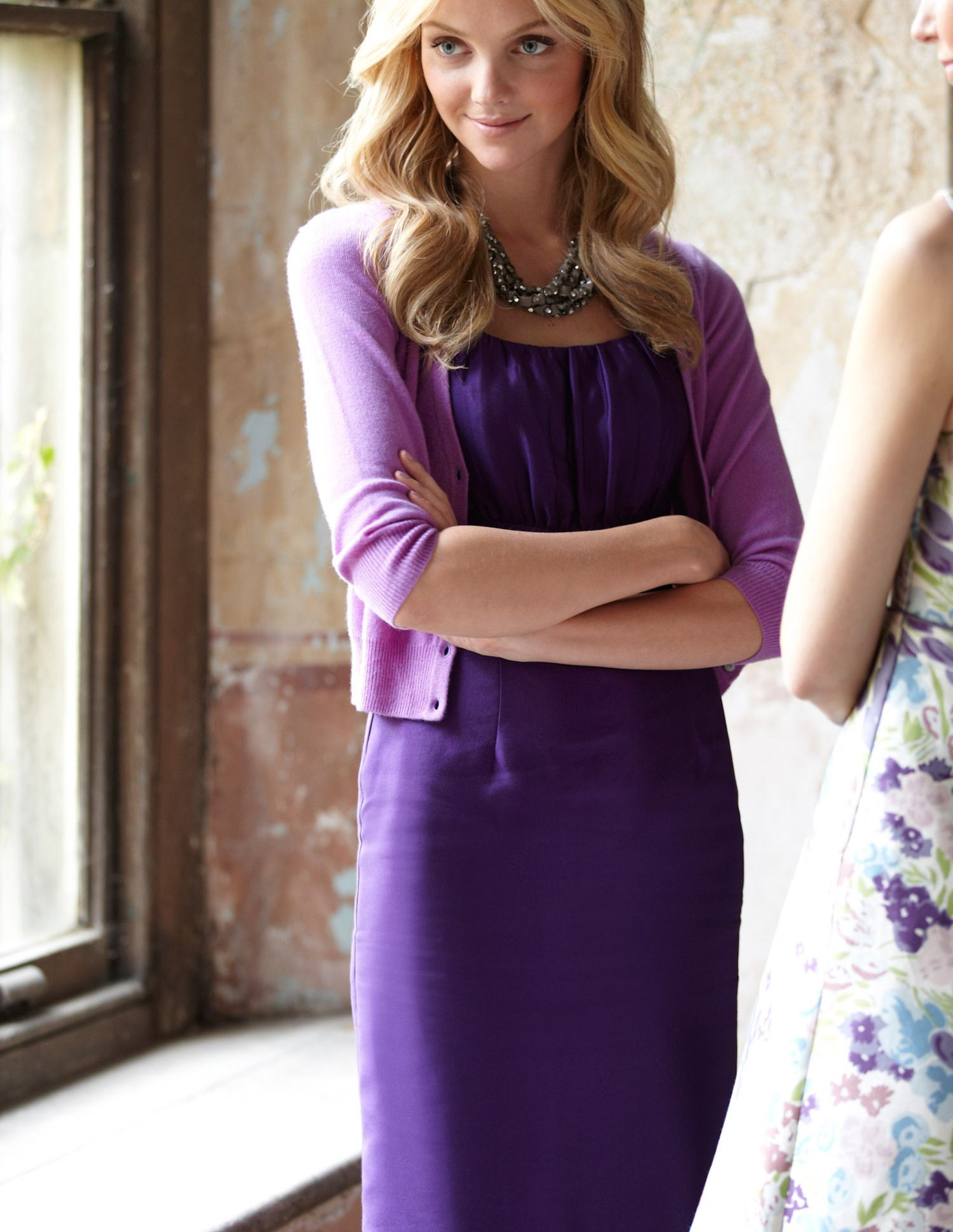 Elegant Party  Dress; Boden USA