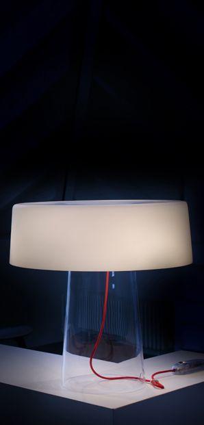 GLAM lampade da tavolo catalogo on line Prandina illuminazione ...