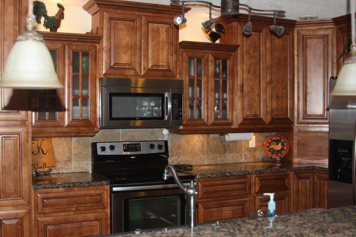 Kitchen Gallery — Cabinets, Floors, Roofing, Doors ...