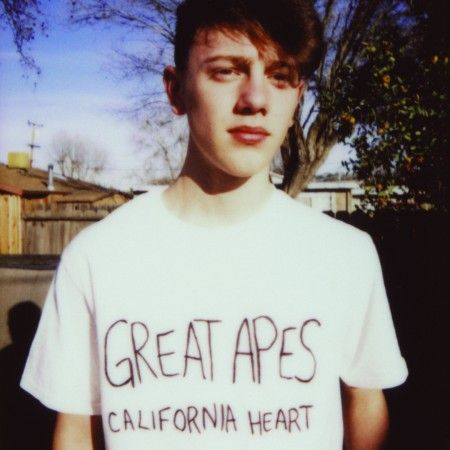 """REVIEW: Great Apes - """"California Heart"""""""