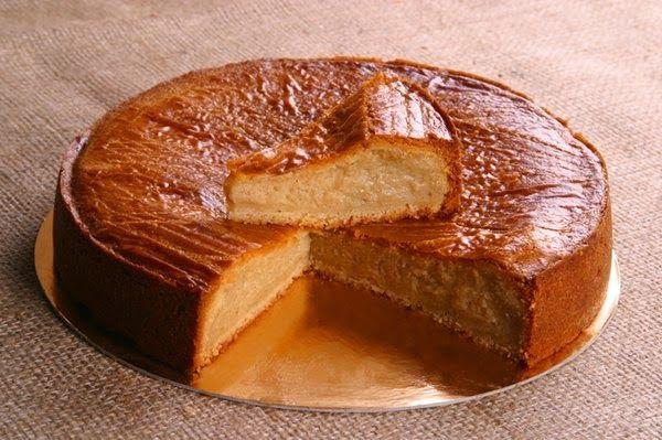 Blog 75: Recette Pays Basque-Gâteau basque au rhum
